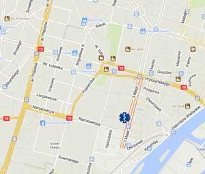 podolog-szczecin-mapa-dojazdu