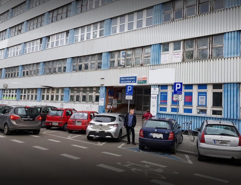 przychodnia kolejowa szczecin gabinet podologiczny Anna Gralińska Szczecin